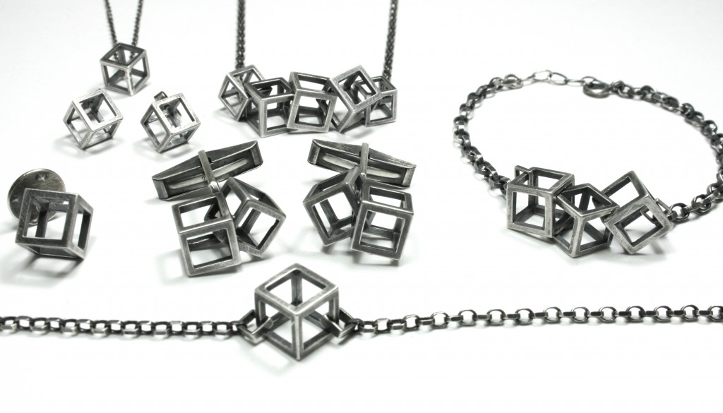 Sarah's Cubed Collection